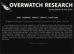 Overwatch Research